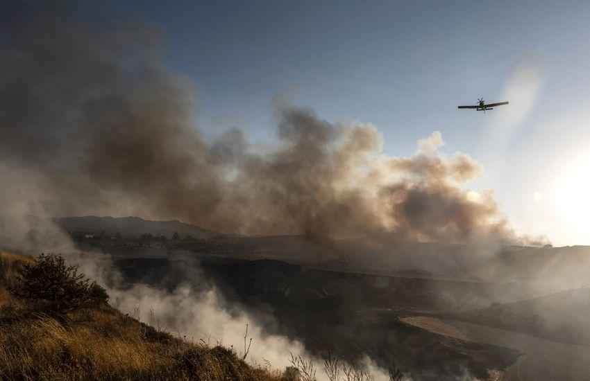 Súlyos károkat okozott a hétvégi erdőtűz Cipruson